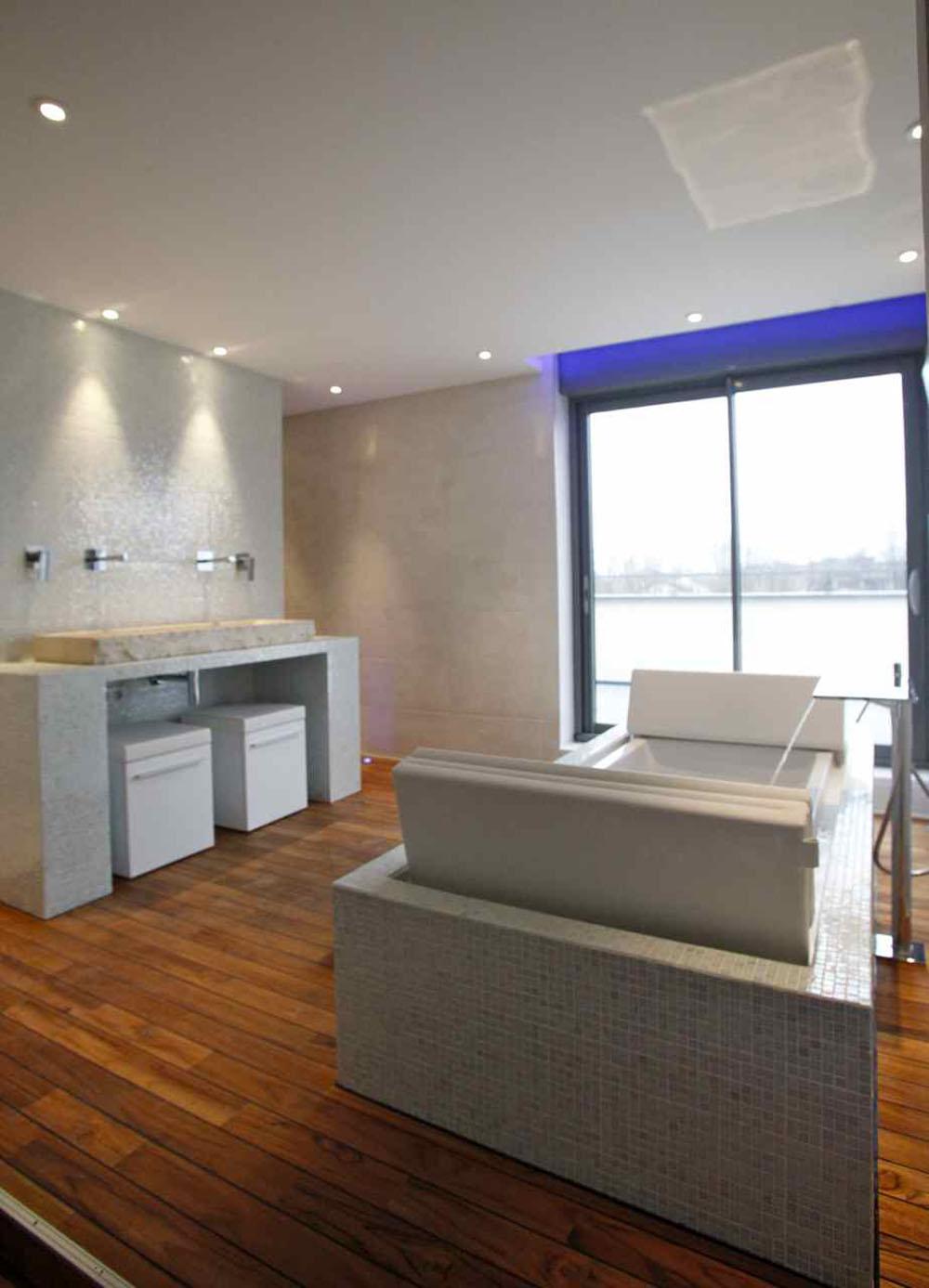Appartement de standing à aix les bains (73)   albanne habitat