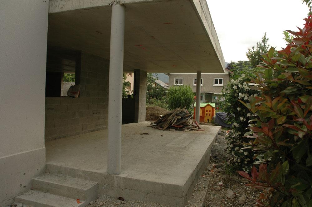Extension Et Renovation A Barberaz 73 Albanne Habitat